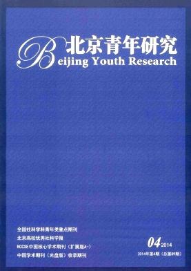 北京青年政治学院学报