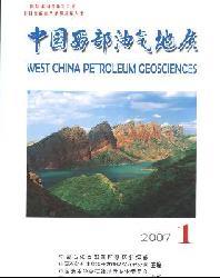 中国西部油气地质