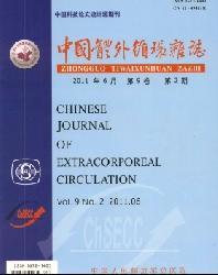 中国体外循环杂志
