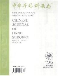 中华手外科杂志